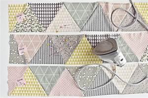Patchworkdecke Mit Eigenen Fotos : triangle baby quilt n h anleitung babydecke mit dreieck muster ~ Buech-reservation.com Haus und Dekorationen