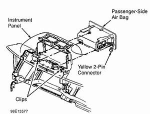 2003 Silverado Airbag Sdm Wiring Diagram : air bag removal i cant get at the upper two nuts on the ~ A.2002-acura-tl-radio.info Haus und Dekorationen