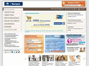 Pass Fr Espace Client Carte Pass : www carrefour banque fr espace clients cartes cr dit pass ~ Dailycaller-alerts.com Idées de Décoration