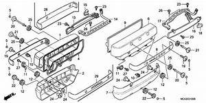 Cylinder Head Cover For 2005 Honda Gl1800
