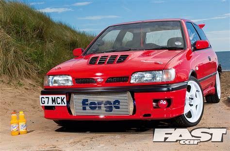 FCLegends #16 - Nissan Sunny GTI-R | Fast Car