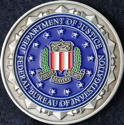 Federal Bureau Investigation Philadelphia Division Challengecoins Office