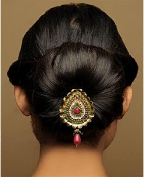 bangladeshi wedding hairstyles