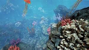 Artstation - Underwater Scene