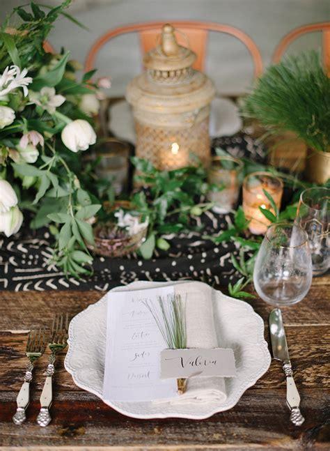 lavender green organic dinner party inspired