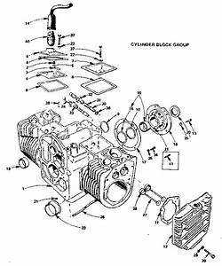Wiring Diagram Database  John Deere 2 Cylinder Engine Diagram