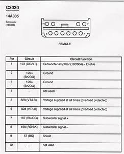 F150 Sony Subwoofer Wiring Diagram