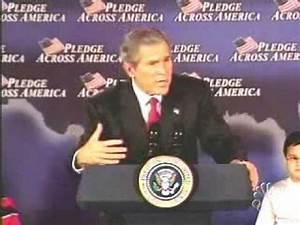 George Bush's stupid quotes - YouTube