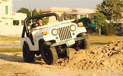 Jeep Wrangler Mountain 1970 For Sale In Lahore
