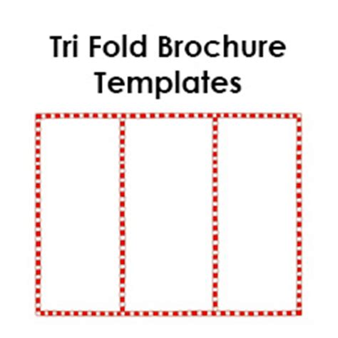 trifold template to use on wiki beaufiful free printable brochure templates images free