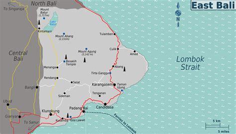 reisinformatie oost bali wayang travel