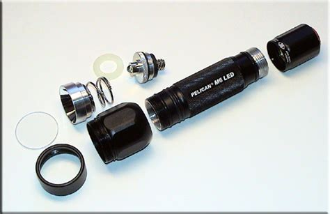 review new pelican m6 led flashlight