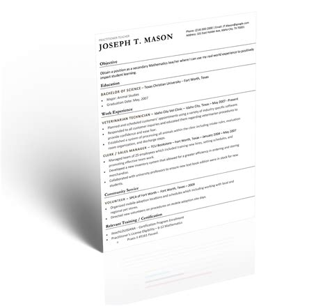 Is It Ok To Use A Resume Builder by Is It Okay If My Resume Is More Than One Page Professional