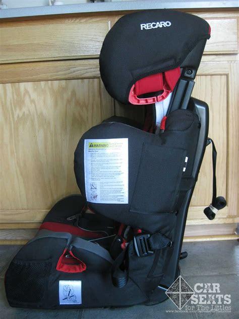 recaro sport recaro prosport review car seats for the littles