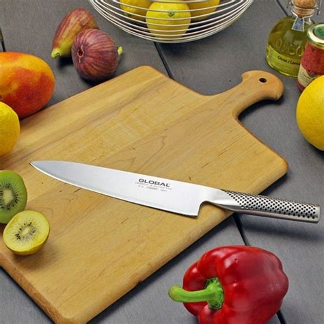 global knife chef coltelli inch knives 20cm cooks bourdain anthony chefs kitchen holiday gift list cuchillo pulgadas cookware amzn