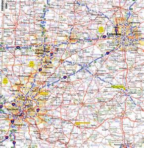Ohio Road Maps Atlas