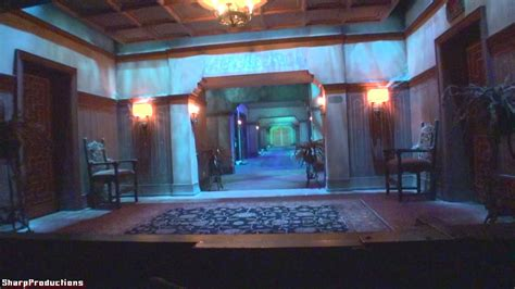 twilight zone tower  terror  ride disney california