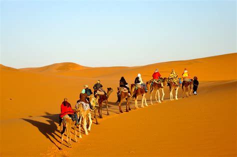 Sahara Desert Tour Travel Exploration Blog Travel