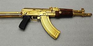 Gold AK47 Wallpaper - WallpaperSafari