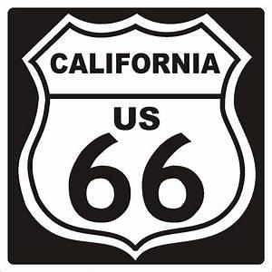 Route 66 Schild : verkehrsschild usa california route 66 elchschilder onlineshop f r lustige schilder ~ Whattoseeinmadrid.com Haus und Dekorationen