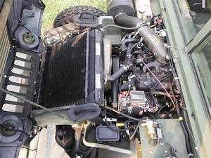 M998 Military Hmmwv 6 5 4dr W  Winch Rebuilt 2010