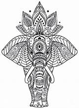 Mandala Coloring Pages Pdf Animal Printable Sheets Collection sketch template