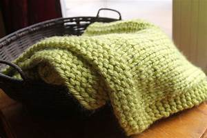 free easy baby blanket knitting patterns for beginners ...