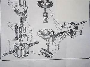 Mechanical Fuel Pump I