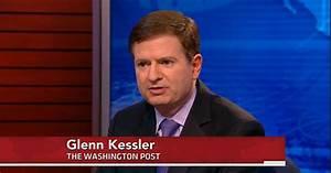 """Glenn Kessler illustrates why moderators shouldn't """"fact ..."""