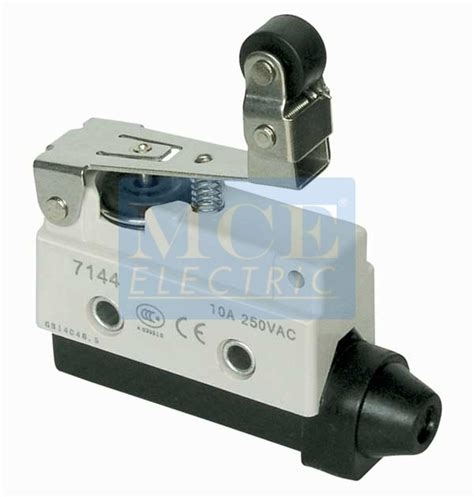 Short Lever Double Roller Micro Switch Mce Electric