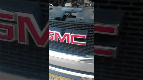 gmc acadia canister purge valve location youtube