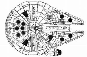 Millennium Falcon Diagram Clipart Images Gallery For Free