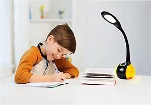 Schreibtischlampe Für Kinder : 24 99 32 wilit t3 schreibtischlampe led 5w kinder tischleuchte dimmbar mit schwanenhals ~ Frokenaadalensverden.com Haus und Dekorationen