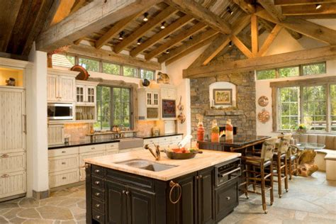 rustic cabin kitchen ideas 15 warm cozy rustic kitchen designs for your cabin