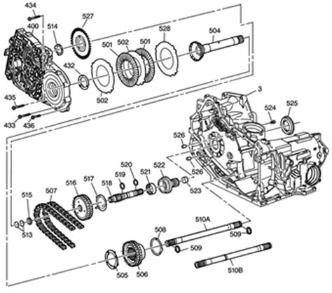 4t65e Diagram Checkball by Solved 2003 Buick Rendezvous Has Serious Transmission Fixya