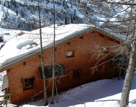chalet isole a louer location chalet isola 2000 12 personnes monise010