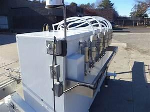 Machine À Café À Piston : filamatic eight piston automatic filling machine at wohl associates ~ Melissatoandfro.com Idées de Décoration
