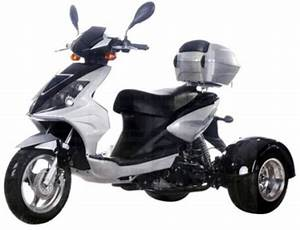 Page 127936  New  U0026 Used Motorbikes  U0026 Scooters 2012 Ice Bear 50cc Mojo Trike Scooter Moped  Ice
