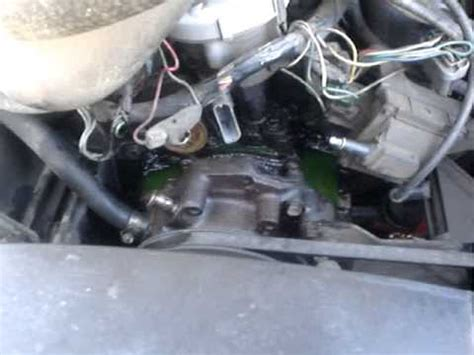 changing  thermostat    ford  youtube