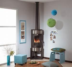 Prix D Un Poele A Bois : po le bois d 39 angle avis prix poele a bois d 39 angle ~ Premium-room.com Idées de Décoration