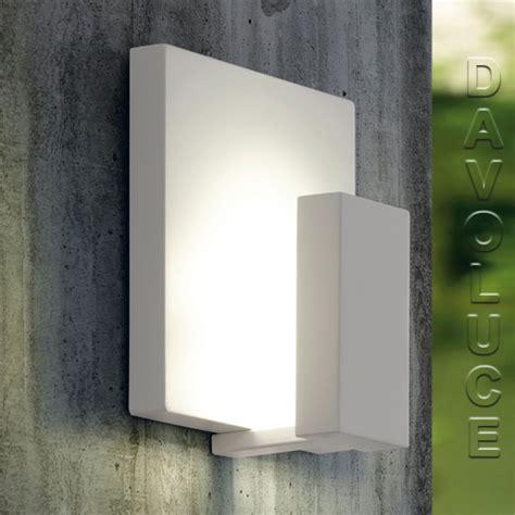 eglo 93317 pardela ip44 led outdoor wall light davoluce lighting