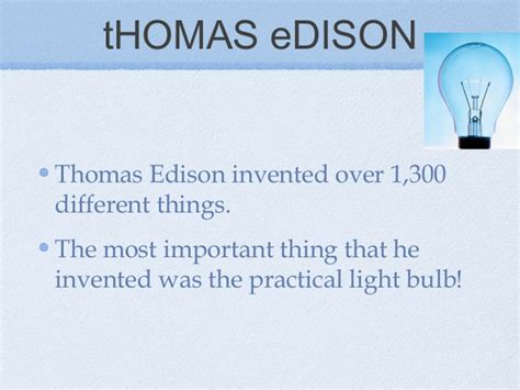 turn of the century in america unit lesson 1 edison and