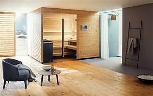 Kleine Sauna Für Zuhause : design sauna chalet die stilvolle und gem tliche sauna ~ Michelbontemps.com Haus und Dekorationen