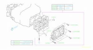 2006 Subaru Impreza Engine Valve Guide  Cylinder  Head