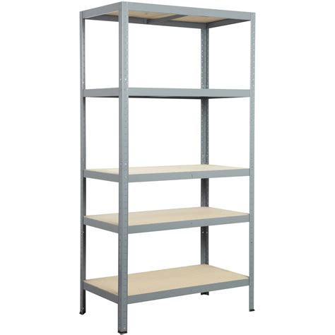 l etagere etag 232 re m 233 tal strong 233 poxy 5 tablettes l 90 x h 176 x p