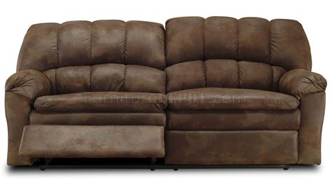 Microfiber Reclining Sofa And Loveseat by Saddle Special Treated Microfiber Reclining Sofa Loveseat