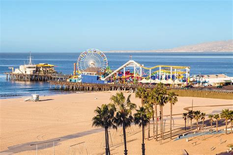 Official guide for visitors to santa monica, california. Urlaub am Santa Monica Beach in Kalifornien! | CANUSA