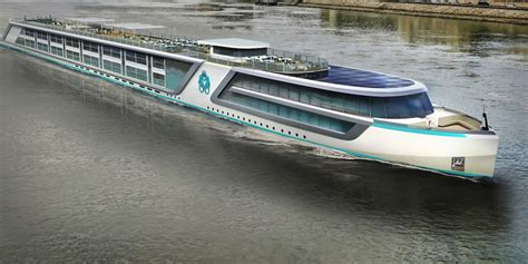 European River Boats by River Cruises To Start Operations One Year Earlier