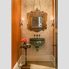 25 Gorgeous Powder Rooms That Can Amaze Anybody Digsdigs