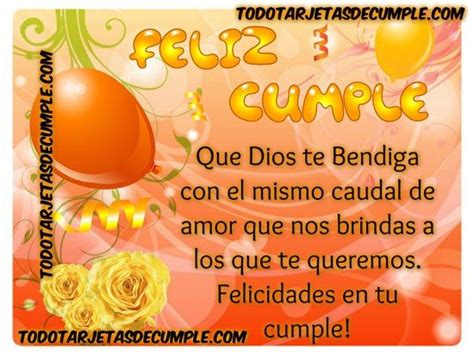 tarjetas de feliz cumplea 241 os cristianas cecilia birthdays